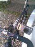 Camera on the bike